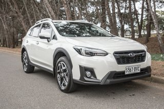 2017 Subaru XV G5X MY18 2.0i-S Lineartronic AWD White 7 Speed Constant Variable Wagon.