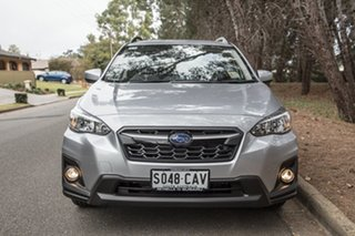 2019 Subaru XV G5X MY19 2.0i Lineartronic AWD Ice Silver 7 Speed Constant Variable Wagon.