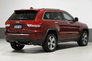 2013 Jeep Grand Cherokee WK MY14 Limited (4x4) Red 8 Speed Automatic Wagon