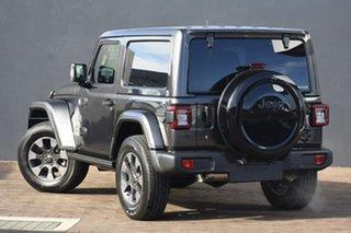 2021 Jeep Wrangler JL MY21 Overland Granite Crystal Metallic Clearcoat 8 Speed Automatic Hardtop.