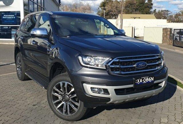 Demo Ford Everest UA II 2019.75MY Titanium 4WD, EVEREST 2019.75 TITANIUM 2L BIT 10SPD 4WD