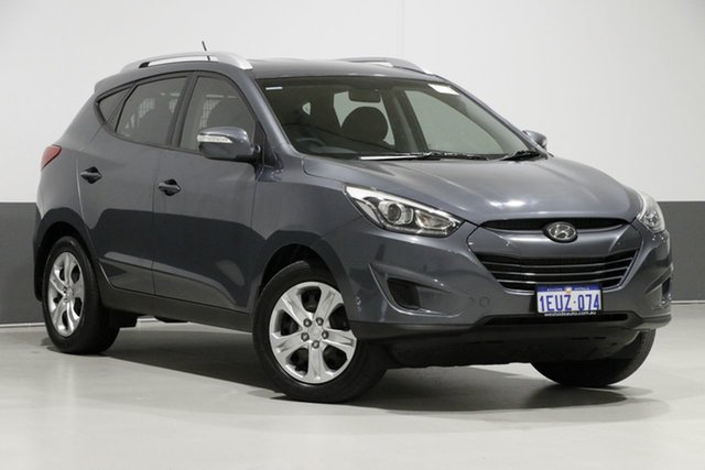 Used Hyundai ix35 LM Series II Active (FWD), 2015 Hyundai ix35 LM Series II Active (FWD) Grey 6 Speed Automatic Wagon
