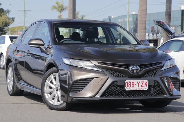 Demo Toyota Camry ASV70R Ascent Sport, 2019 Toyota Camry ASV70R Ascent Sport Blacksmith Bronze 6 Speed Sports Automatic Sedan