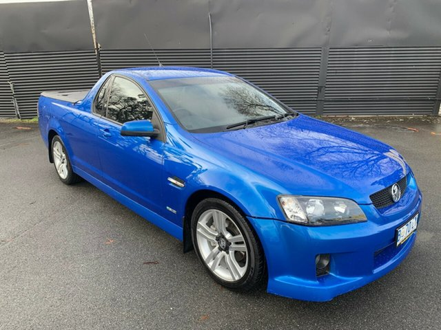 Used Holden Ute VE MY10 SV6, 2009 Holden Ute VE MY10 SV6 Voodoo 6 Speed Sports Automatic Utility