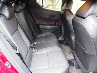 2019 Toyota C-HR NGX10R Koba S-CVT 2WD Atomic Rush & Black Roof 7 Speed Constant Variable Wagon