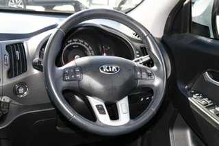 2013 Kia Sportage SL MY13 Platinum (AWD) White 6 Speed Automatic Wagon