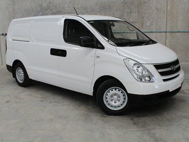 Used Hyundai iLOAD TQ2-V MY12 , 2012 Hyundai iLOAD TQ2-V MY12 White 5 Speed Automatic Van