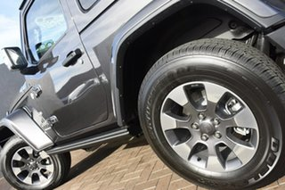 2021 Jeep Wrangler JL MY21 Overland Granite Crystal Metallic Clearcoat 8 Speed Automatic Hardtop