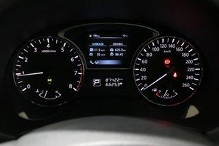 2014 Nissan Altima L33 TI Silver Continuous Variable Sedan