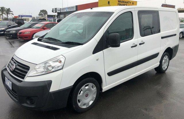 Used Fiat Scudo LWB , 2014 Fiat Scudo LWB from $59 per week!! 6 Speed Manual Van
