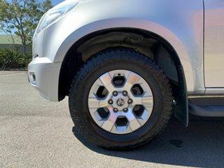 2015 Holden Colorado RG LTZ Silver 6 Speed Automatic Dual Cab