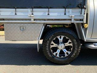 2010 Ford Ranger PK XL Silver 5 Speed Manual Dual Cab