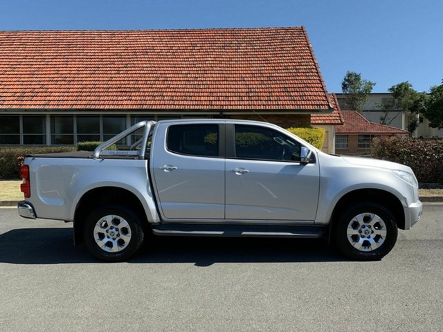 Used Holden Colorado RG LTZ, 2015 Holden Colorado RG LTZ Silver 6 Speed Automatic Dual Cab