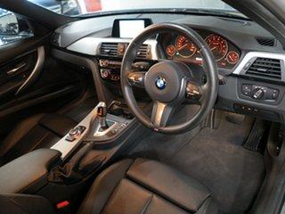 2015 BMW 3 Series F30 LCI 318i M Sport Silver 8 Speed Sports Automatic Sedan