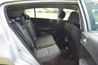 2018 Kia Sportage QL MY19 Si AWD Sparkling Silver 8 Speed Sports Automatic Wagon