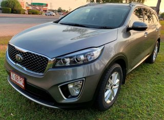 2015 Kia Sorento UM MY16 Si AWD Grey 6 Speed Sports Automatic Wagon