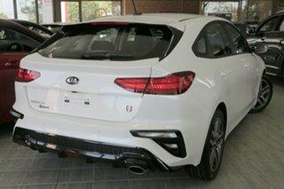 2019 Kia Cerato BD MY19 Sport Snow White Pearl 6 Speed Sports Automatic Hatchback.