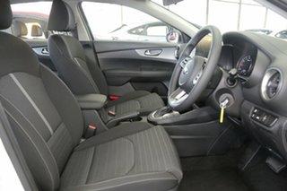 2019 Kia Cerato BD MY19 Sport Snow White Pearl 6 Speed Sports Automatic Hatchback