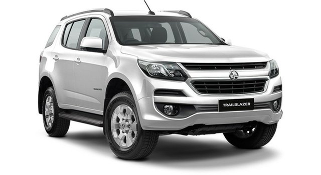 Demo Holden Trailblazer RG MY20 LT, 4X4 TRAILBLAZER LT 2.8A