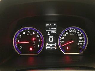 2007 Honda CR-V RE MY2007 Luxury 4WD Silver 5 Speed Automatic Wagon