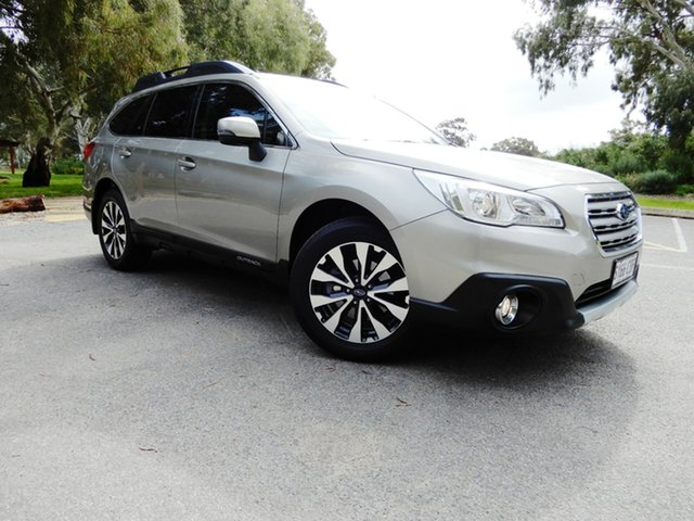 Used Subaru Outback B6A MY16 2.5i CVT AWD, 2016 Subaru Outback B6A MY16 2.5i CVT AWD Bronze 6 Speed Constant Variable Wagon