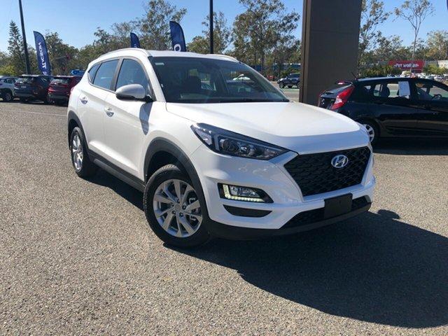 New Hyundai Tucson TL4 MY20 Active AWD, 2019 Hyundai Tucson TL4 MY20 Active AWD White 8 Speed Sports Automatic Wagon