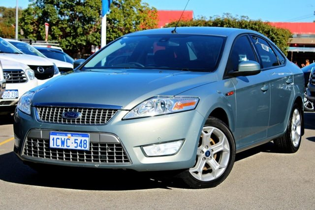 Used Ford Mondeo MA TDCi, 2008 Ford Mondeo MA TDCi Silver 6 Speed Sports Automatic Sedan