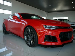2019 Chevrolet Camaro MY19 ZL1 Red 10 Speed Automatic Coupe.