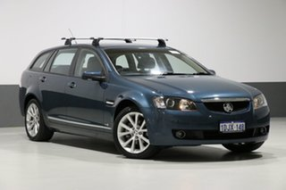 2009 Holden Calais VE MY09.5 V Blue 5 Speed Automatic Sportswagon.