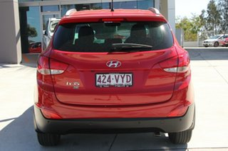 2015 Hyundai ix35 LM3 MY15 SE Red 6 Speed Sports Automatic Wagon