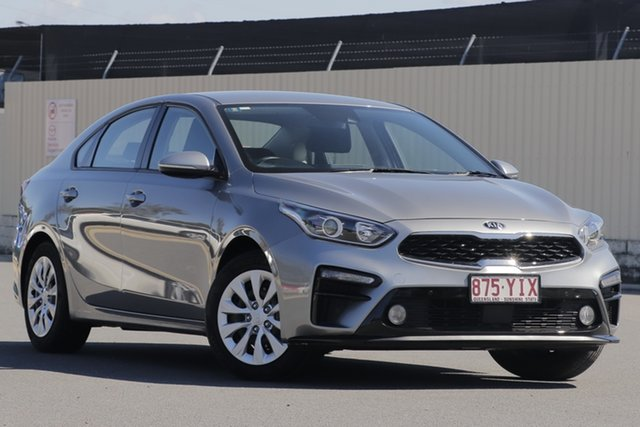 Used Kia Cerato YD MY18 S, 2018 Kia Cerato YD MY18 S Steel Grey 6 Speed Sports Automatic Sedan