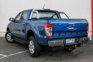2019 Ford Ranger PX MkIII 2019.00MY XLT Pick-up Double Cab 4x2 Hi-Rider Blue 10 Speed