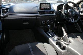 2016 Mazda 3 BN5478 Maxx SKYACTIV-Drive Grey 6 Speed Sports Automatic Hatchback
