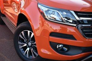 2019 Holden Colorado RG MY19 LTZ Pickup Crew Cab Crunch 6 Speed Sports Automatic Utility.