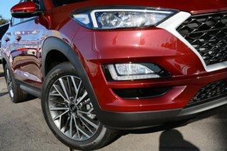2019 Hyundai Tucson TL4 MY20 Active X 2WD Gemstone Red 6 Speed Automatic Wagon.