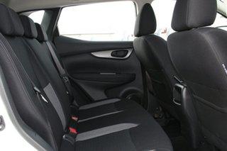 2018 Nissan Qashqai J11 Series 2 ST X-tronic Ivory Pearl 1 Speed Constant Variable Wagon