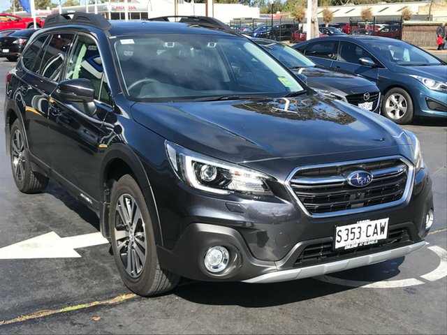 Demo Subaru Outback B6A MY19 2.5i CVT AWD Premium, 2019 Subaru Outback B6A MY19 2.5i CVT AWD Premium Dark Grey 7 Speed Automatic Wagon