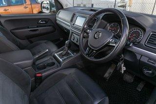 2016 Volkswagen Amarok 2H MY17 TDI550 4MOTION Perm Highline Grey 8 Speed Automatic Utility