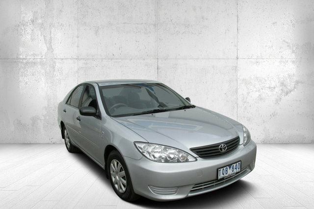 Used Toyota Camry MCV36R Altise, 2005 Toyota Camry Altise Altise Silver 4 Speed Automatic Sedan
