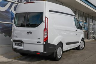 2018 Ford Transit Custom VN 2018.5MY 300S Low Roof SWB White 6 Speed Automatic Van.