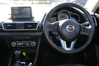 2014 Mazda 3 BM5438 SP25 SKYACTIV-Drive Grey 6 Speed Sports Automatic Hatchback