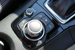 2015 Mazda 3 BM5438 SP25 SKYACTIV-Drive Astina Soul Red 6 Speed Sports Automatic Hatchback