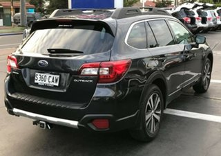 2018 Subaru Outback B6A MY18 2.5i CVT AWD Premium Dark Grey 7 Speed Constant Variable Wagon