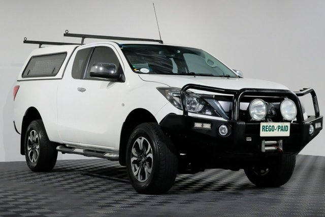 Used Mazda BT-50 UR0YF1 XTR Freestyle, 2015 Mazda BT-50 UR0YF1 XTR Freestyle 6 speed Manual Utility