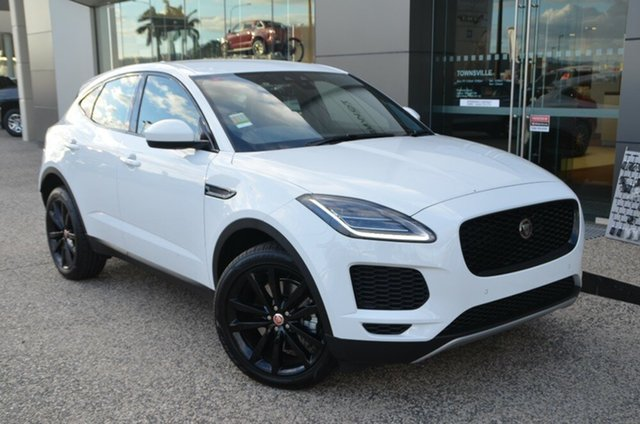 New Jaguar E-PACE  SE, 2019 Jaguar E-PACE X540 SE Fuji White 9 Speed Automatic SUV
