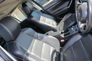 2015 Mazda CX-5 KE1022 Akera SKYACTIV-Drive AWD Black 6 Speed Sports Automatic Wagon