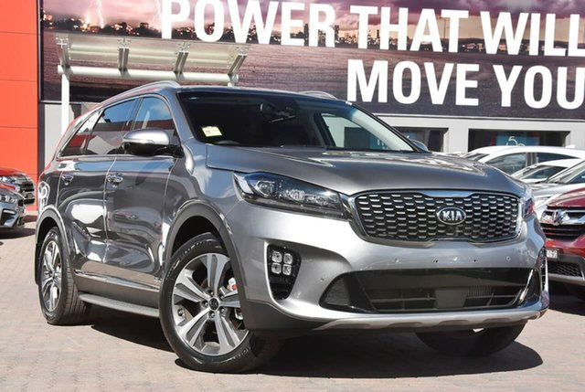 Used Kia Sorento UM MY19 GT-Line AWD, 2019 Kia Sorento UM MY19 GT-Line AWD Grey 8 Speed Sports Automatic Wagon