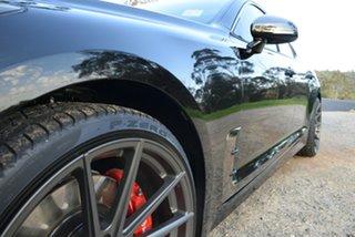 2019 Kia Stinger CK MY19 GT (blk LTH W Michelin Tyr) Aurora Black 8 Speed Automatic Sedan.