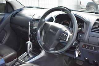 2012 Isuzu D-MAX MY12 LS-Terrain Crew Cab White 5 Speed Sports Automatic Utility