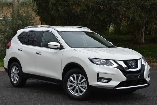 Used Nissan X-Trail T32 Series II ST-L X-tronic 2WD, 2018 Nissan X-Trail T32 Series II ST-L X-tronic 2WD White 7 Speed Constant Variable Wagon